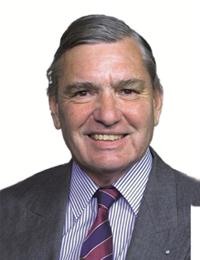 Councillor Timothy Hallchurch MBE
